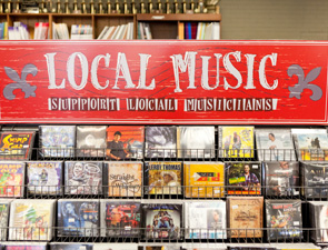 Lafayette Music - /Products/local-music photo